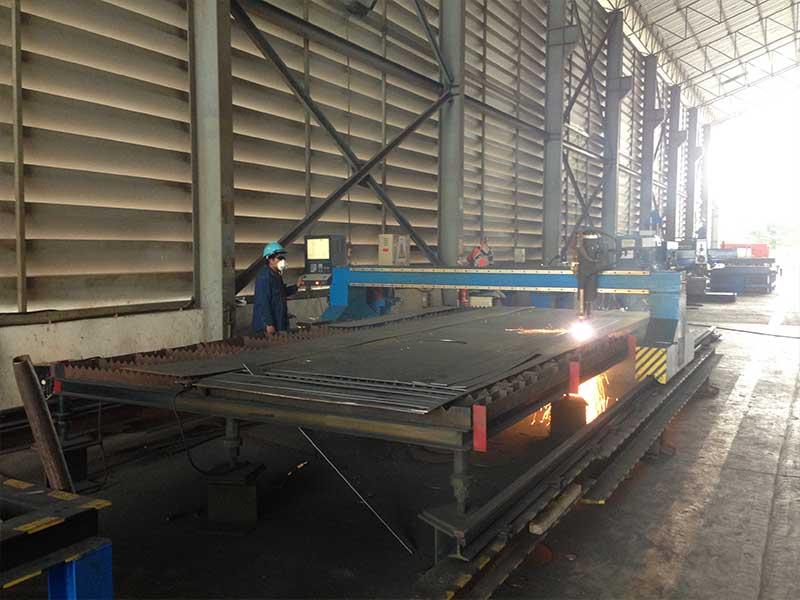 steel fabrication equipment thailand
