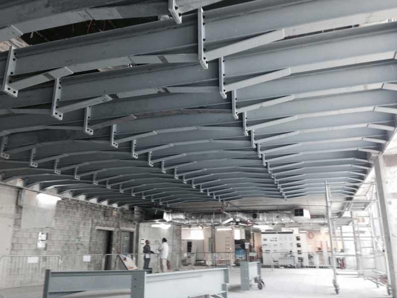 Thailand Steel Fabrication
