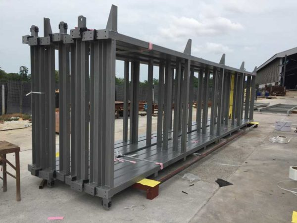 Thailand Steel Fabrication