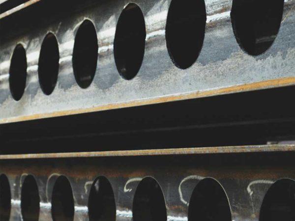 Steel Fabrication Thailand Cellular Beams
