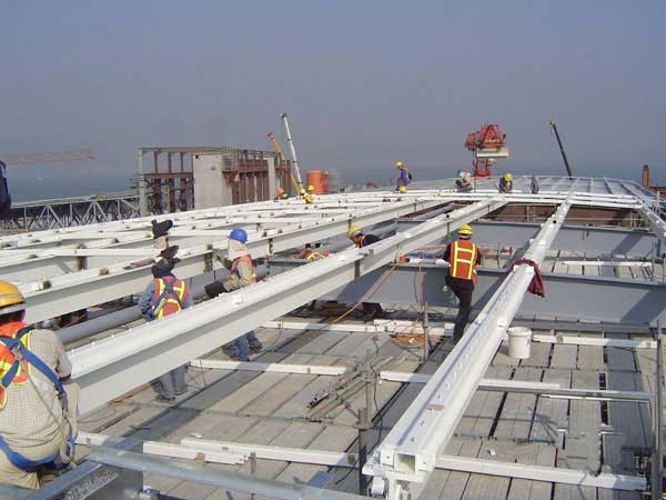 Steel Fabrication Thailand